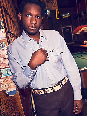 Cowboy Cut® Work Western Chambray Long Sleeve Shirt