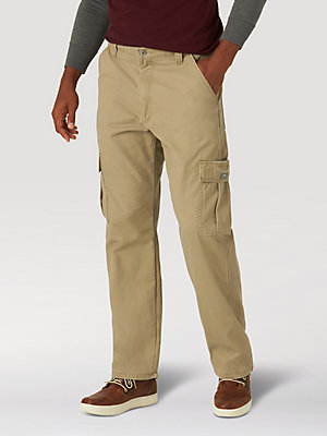 Men's Fleece Lined Cargo Pant