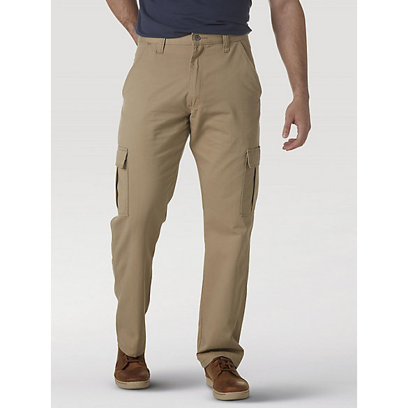 88b9244fff Wrangler® Legacy Cargo Twill Pant | Mens Pants by Wrangler®