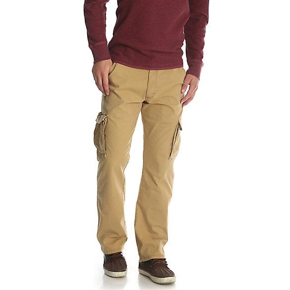edc5ca930b4 Wrangler® Men's Comfort Flex Waist Cargo Pant | Mens Pants by Wrangler®