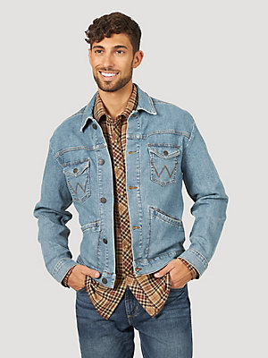 Men's Wrangler® Retro Unlined Denim Jacket