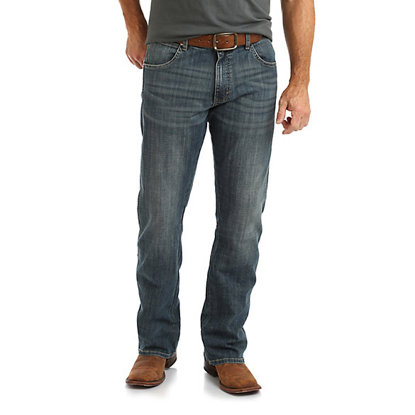8d500097 Men's Wrangler Retro® Slim Fit Bootcut Jean | Mens Jeans by Wrangler®