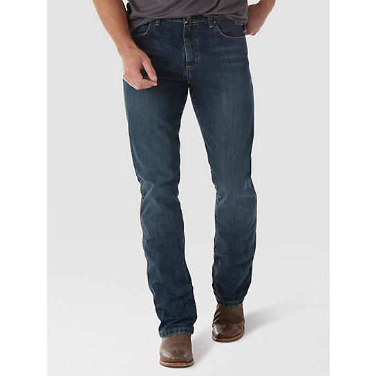 Men's Wrangler Retro® Slim Fit Bootcut Jean | Mens Jeans by Wrangler®
