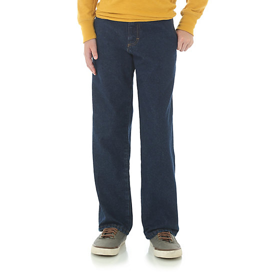 Boy's Rustler Utility Relaxed Fit Jean (4-7)