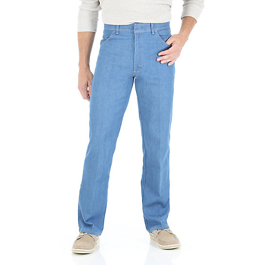 Wrangler® Regular Flex Fit Waistband Jean