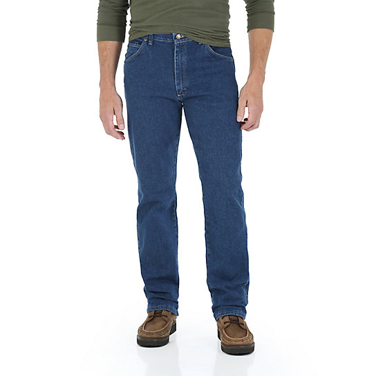 Wrangler® Comfort Solutions Series Comfort Fit Jean (Big Sizes)