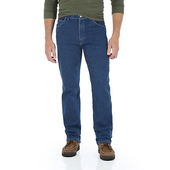 0614c324 Wrangler® Comfort Solutions Series Comfort Fit Jean | Mens Jeans by ...