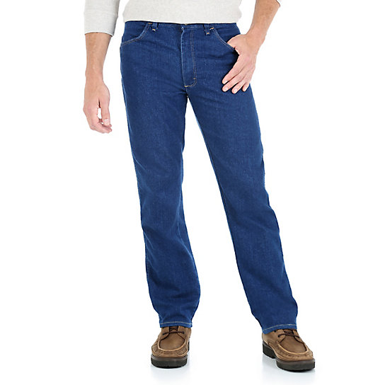 Wrangler® Midweight Stretch Jean (Big Sizes)