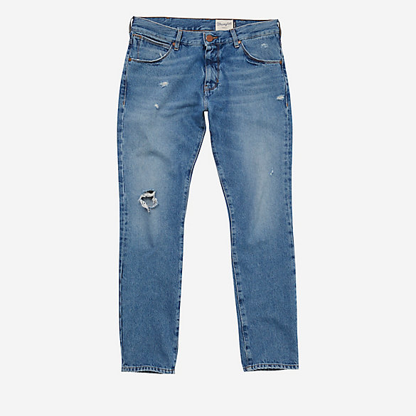 Men's 70th Anniversary Distressed Larston Jean