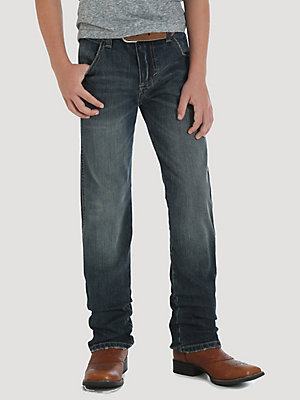 Boy's Wrangler Retro® Slim Straight Jean (8-18)