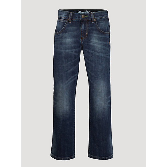 Boy's Wrangler Retro® Slim Straight Jean (4-7)