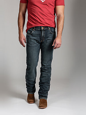 Men's Wrangler Rooted Collection™  North Carolina Slim Fit Jean