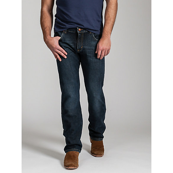 Men's Wrangler Rooted Collection™ Texas Slim Fit Jean