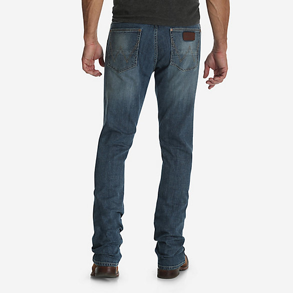 Men's Wrangler Retro® Slim Fit Straight Leg Jean (Tall sizes)