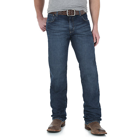 Wrangler Retro® Slim Fit Straight Leg Jean (Tall sizes)