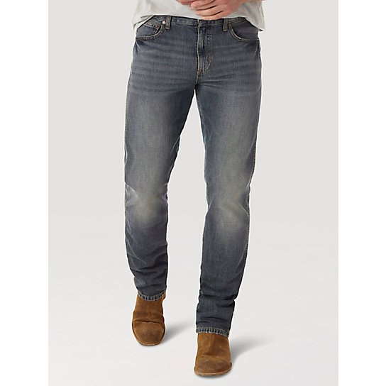 Wrangler Retro® Slim Fit Straight Leg Jean
