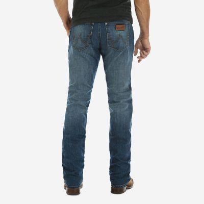 fefa46b7 Men's Wrangler Retro® Slim Fit Straight Leg Jean | Mens Jeans by Wrangler®