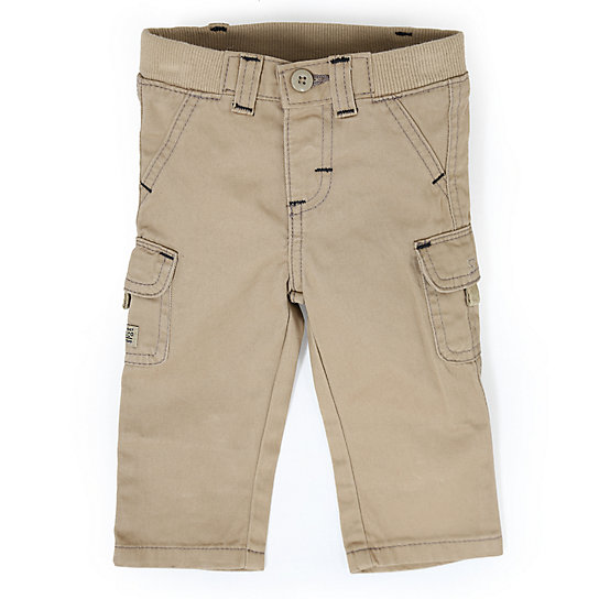 Baby Boy Classic Cargo Pant