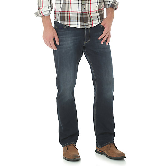 Wrangler Jeans Co.® Athletic Fit Jean
