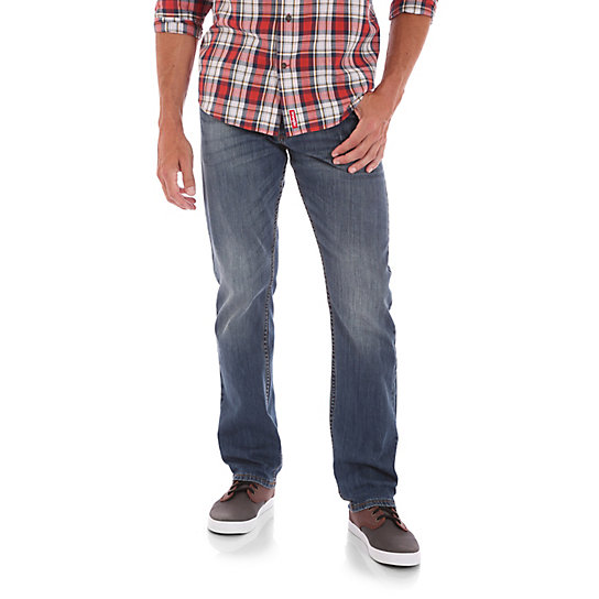 Wrangler Jeans Co.® Straight Fit Jean
