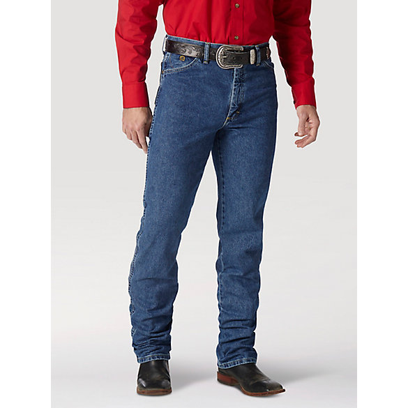 10493fc1 George Strait Cowboy Cut® Slim Fit Jean | Mens Jeans by Wrangler®