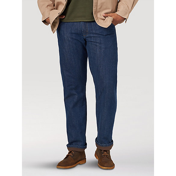 Wrangler® Fleece Lined Carpenter Jean