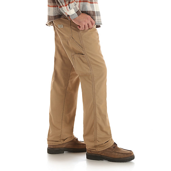 Wrangler® Fleece Lined Carpenter Pant (Big and Tall Sizes)