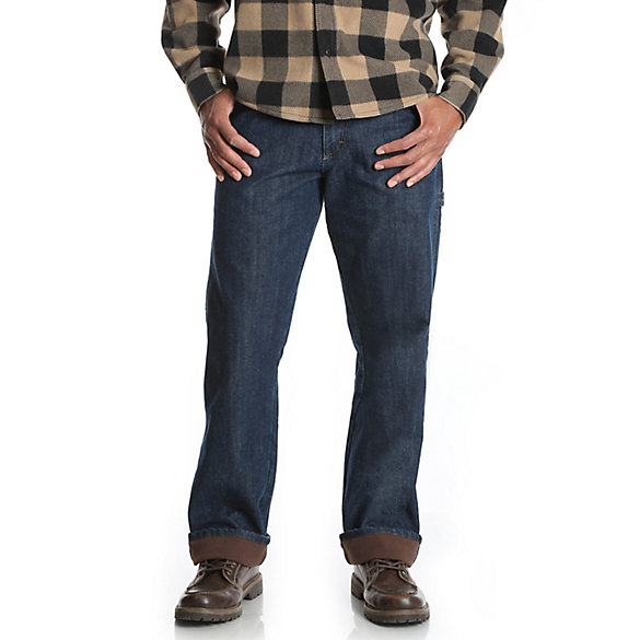 Wrangler® Fleece Lined Carpenter Jean (Big Sizes)