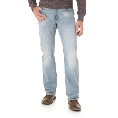Wrangler Jeans Co 174 Straight Fit Flex Jean Mens Jeans By