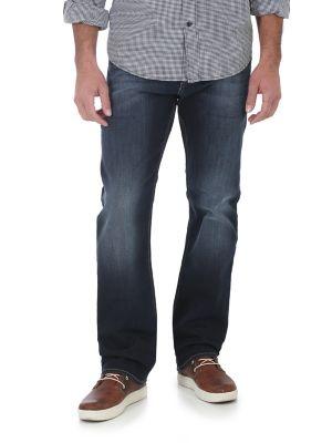 d88c30a3 Men's Flex Straight Fit Jean | Mens Jeans by Wrangler®