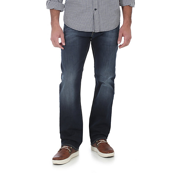 Men's Flex Straight Fit Jean