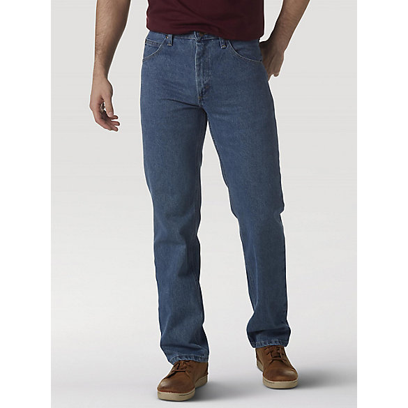 Wrangler® Five Star Premium Denim Regular Fit Jean (Big & Tall Sizes)