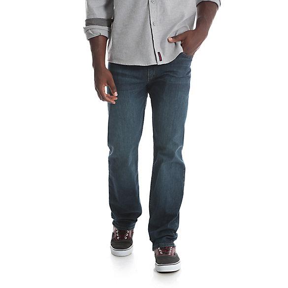 bc657485 Wrangler® Five Star Premium Denim 4-Way Flex Regular Fit Jean | Mens ...