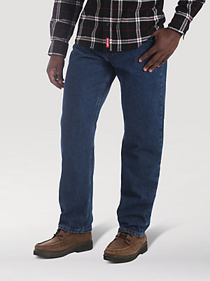 Wrangler® Five Star Premium Denim Relaxed Fit Jean