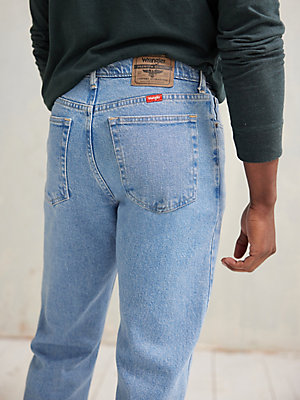 Wrangler® Five Star Premium Denim Flex for Comfort Relaxed Fit Jean