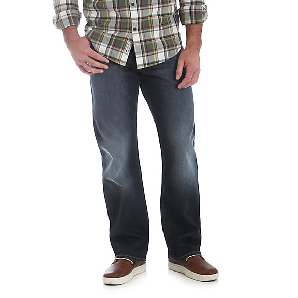 Men's Relaxed Fit Bootcut Jean
