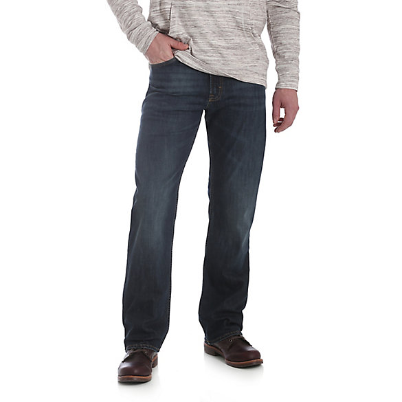 Men's Flex Relaxed Fit Bootcut Jean