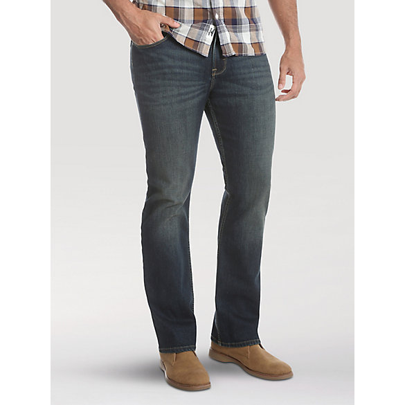 1dc6efa1adf Men's Flex Relaxed Fit Bootcut Jean | Mens Jeans by Wrangler®