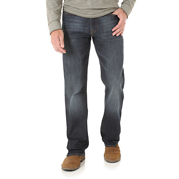 Wrangler Jeans Co.® Relaxed Fit Bootcut Jean | Mens Jeans by Wrangler®