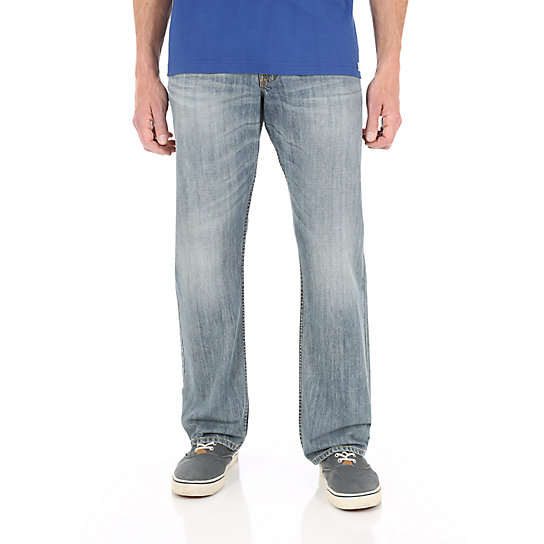 Wrangler Jeans Co.® Relaxed Straight Jean