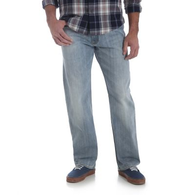 Men S Flex Relaxed Fit Straight Leg Jean Mens Jeans By