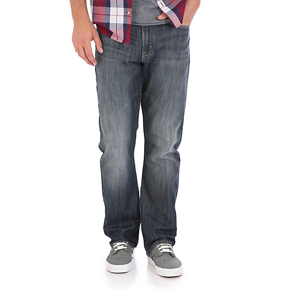 Wrangler Jeans Co.® Relaxed Straight Flex Jean