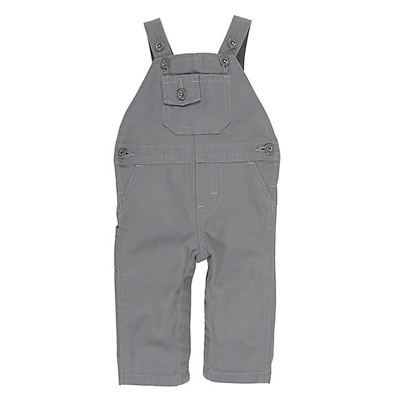 Baby Boy Twill Overall
