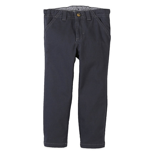 Toddler Boy's Slim Straight Chino Pant