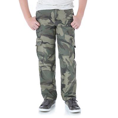 Boy S Wrangler 174 Relaxed Cargo Pant Husky Boys Jeans By