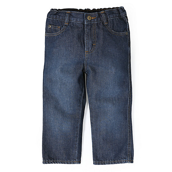 Toddler Boy's Relaxed Straight Jean