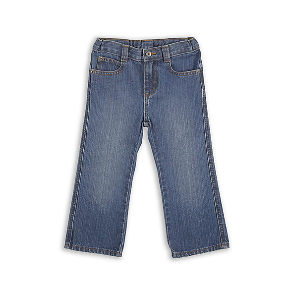 Toddler Boy's Relaxed Bootcut Jean