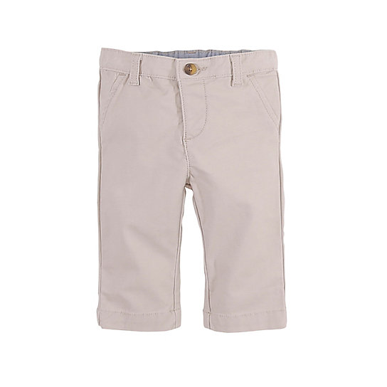 Baby Boy Flat Front Pant