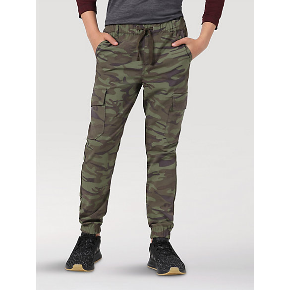 Wrangler® All Terrain Gear™ Boy's Jogger Pant (4-7)