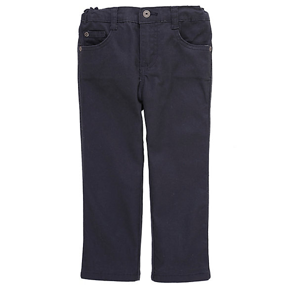 Toddler Boy's Red Rock Slim Straight Jean